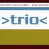 The Hans Ulrik / Steve Swallow / Jona Jo - TRIO