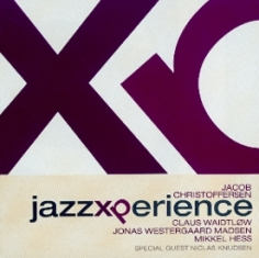 Jacob Christoffersen - JAZZ-XPERIENCE - Front Cover