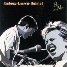 Emborg / Larsen Quintet - HEART OF THE MATTER - Front Cover