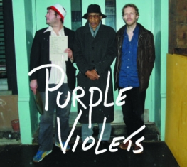 Osgood/Rivers/Street - PURPLE VIOLETS - Front Cover