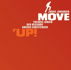 Jonas Johansen - MOVE UP! - Front Cover