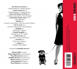 Silvana Malta - Be Bossa - Back Cover