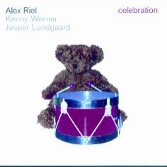 Alex Riel - CELEBRATION - Front Cover