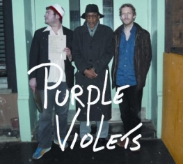Rivers / Osgood / Street - PURPLE VIOLETS - Front Cover