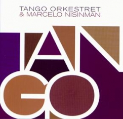 Tango Orkestret & Marcelo Nisinman - TANGO - Front Cover