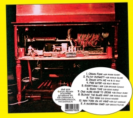 Groove Factor - Filthy McNasty - Back Cover