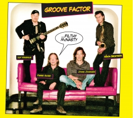Groove Factor - Filthy McNasty - Front Cover