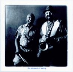 Ed Thigpen Rhythm Features feat. Joe Lov - THE ELEMENT OF SWING - Front Cover