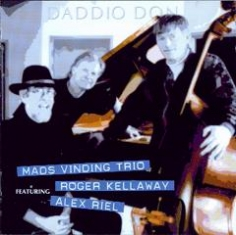 Mads Vinding Trio - DADDIO DON - Front Cover