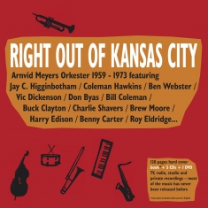 Arnvid Meyer - Right Out Of Kansas City - Front Cover