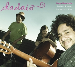 Diego Figueiredo - Dadaio - Front Cover