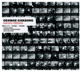 George Garzone - Among Friends - Front Cover