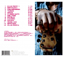 Alain Apaloo - Flood Gate - Back Cover
