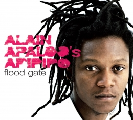 Alain Apaloo - Flood Gate - Front Cover
