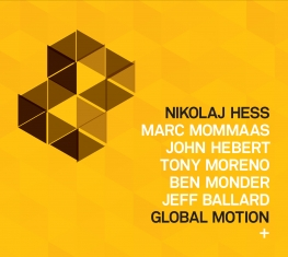 Nikolaj Hess - Global Motion - Front Cover