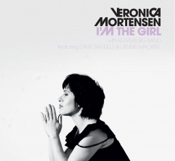 Veronica Mortensen - I'm The Girl - Front Cover