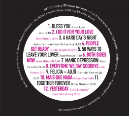 Bobo Moreno - 50 Ways To Leave Your Lover - Back Cover