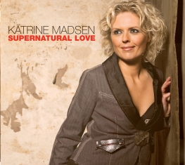 Katrine Madsen - Supernatural Love - Front Cover