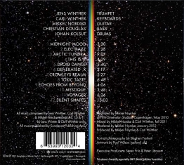 Jens Winther - Electrazz - Back Cover