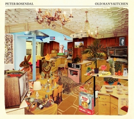 Peter Rosendal - Old Man's Kitchen - Front Cover