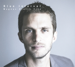 Magnus Hjorth - Blue Interval - Front Cover