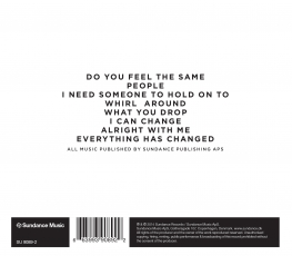 Ridin' Thumb - People - Back Cover