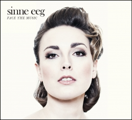 Sinne Eeg - Face The Music - Front Cover