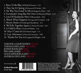 Veronica Mortensen - Presents Passed - Back Cover