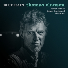 Thomas Clausen - Blue Rain - Front Cover