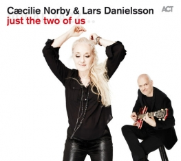 Cæcilie Norby - Just The Two Of Us - Front Cover