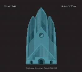 Hans Ulrik - Suite of Time - Front Cover
