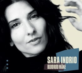Sara Indrio - Blodrød Måne - Front Cover