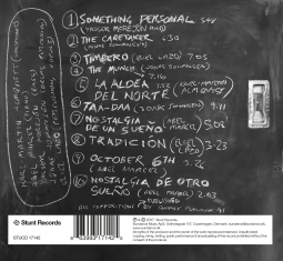 Blanco Y Negro - Timbero - Back Cover