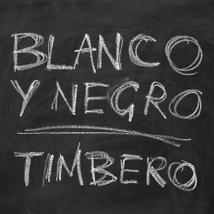 Blanco Y Negro - Timbero - Front Cover