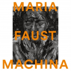 Maria Faust - MACHINA - Front Cover