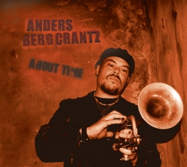 Anders Bergcrantz - About Time - Front Cover