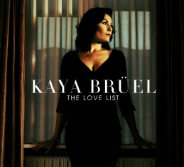 Kaya Brüel - Love List - Front Cover