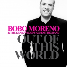 Bobo Moreno & EWABB - Bobo Moreno & The Ernie Wilkins Almost Big Band - Front Cover