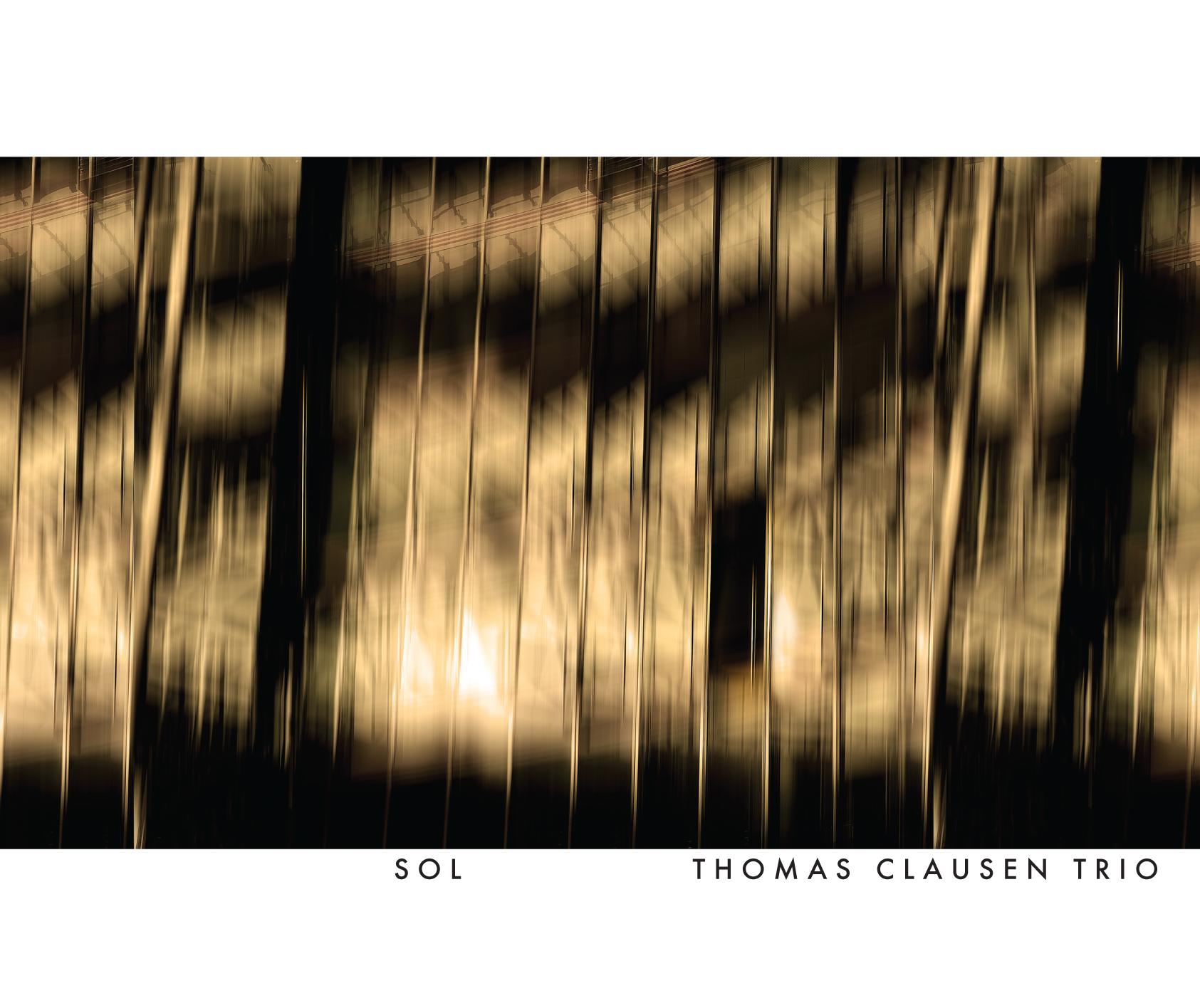 Artists Releases Thomas Clausen Trio Sol